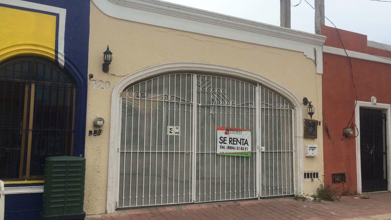 Rento casa amueblada en centro histórico de Mazatlán a unas cuadras de la Plazuela Machado