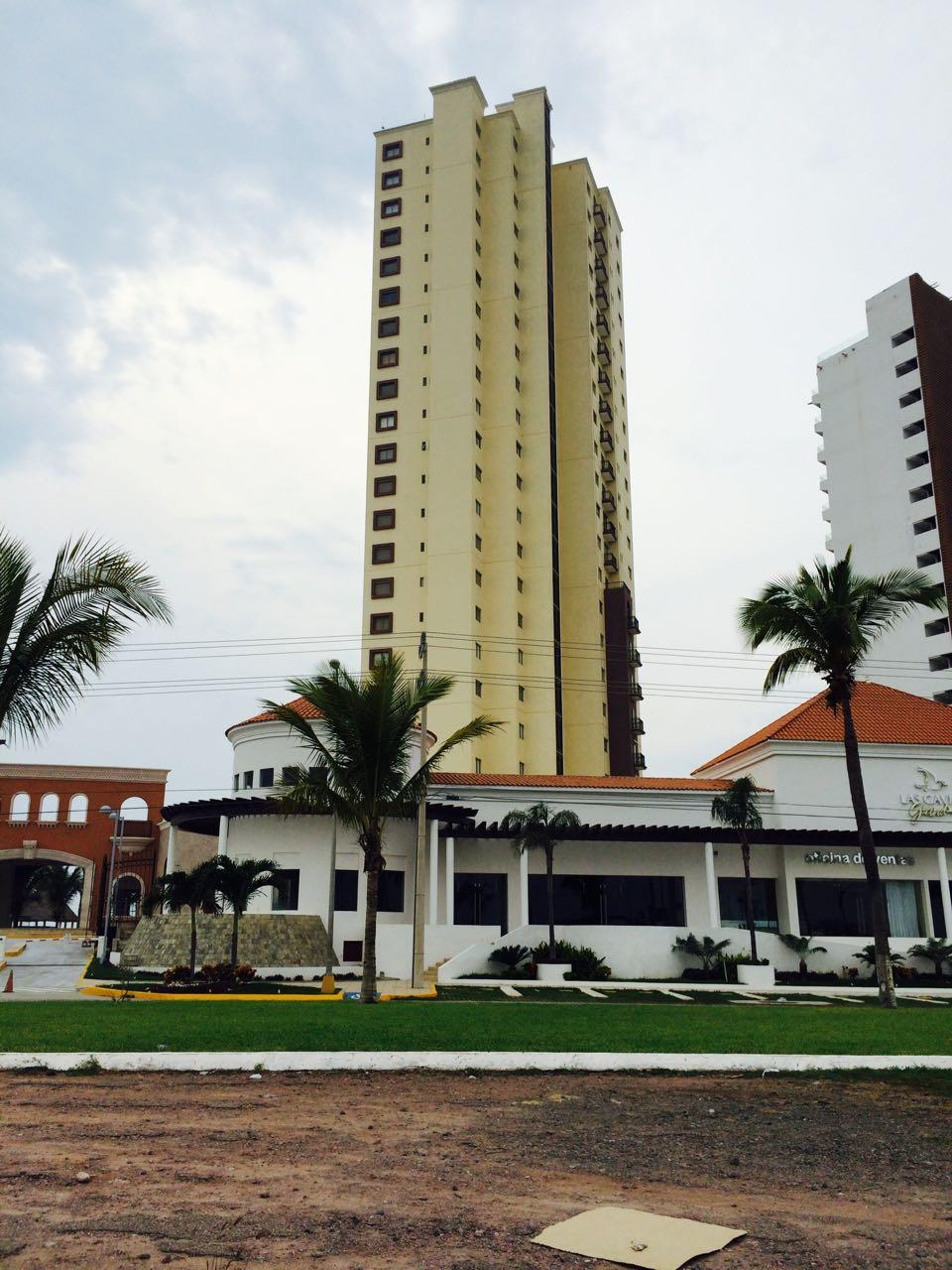 Gavias Grand Mazatlán! Departamento en renta